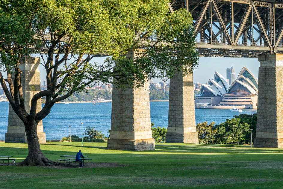 Bradfield Park in Sydney. Photo: Shutterstock