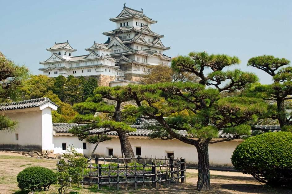 Himeji Castle. Photo: Shutterstock