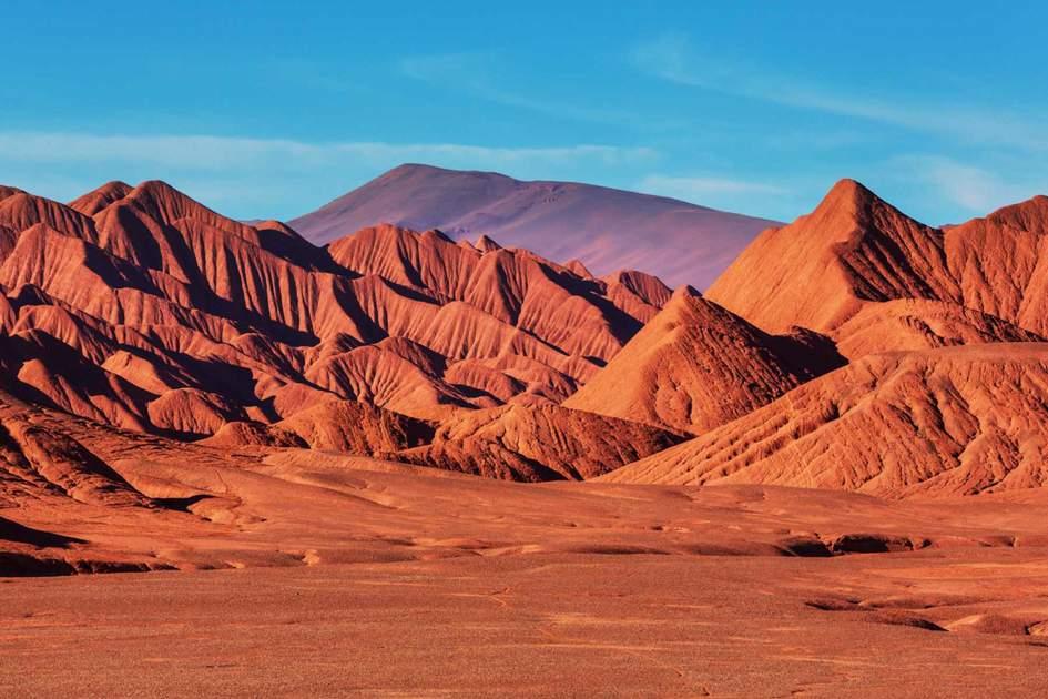 Mountain Plateau La Puna, Northern Argentina. Photo: Shutterstock