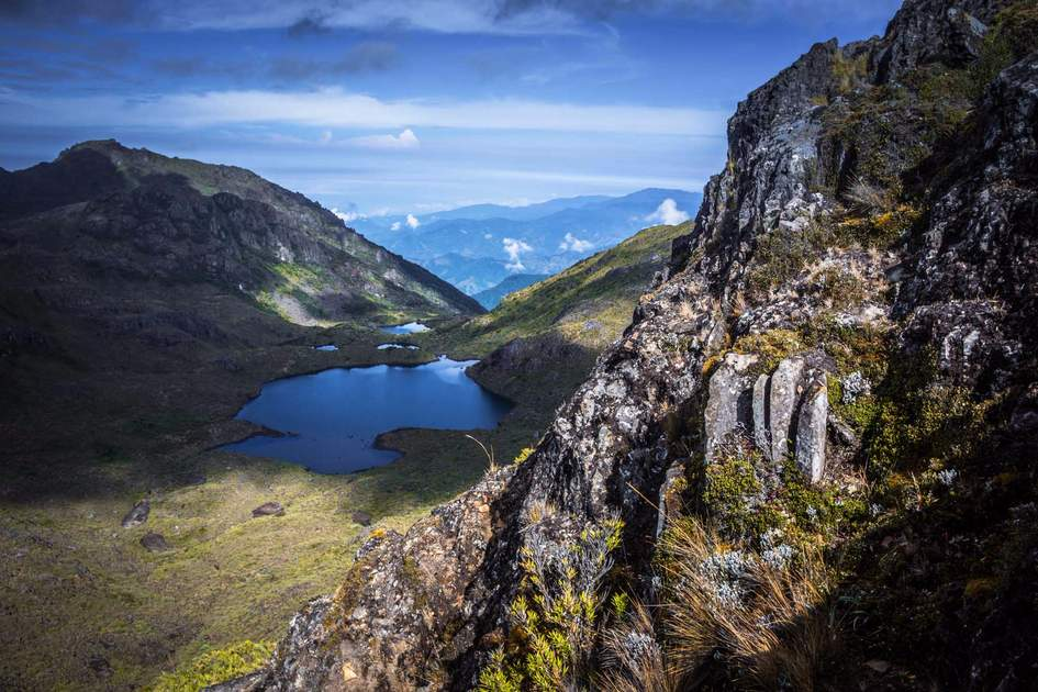 Cerro Chirripo view in Costa Rica. Photo: Shutterstock