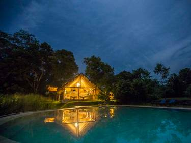 Photo: Gal Oya Lodge