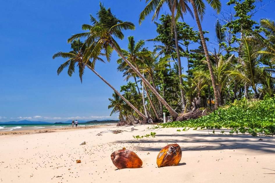 Beautiful Queensland Beach. Photo: Shutterstock