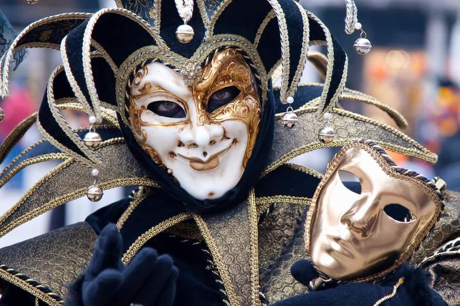 Venetian Carnival. Photo: Shutterstock