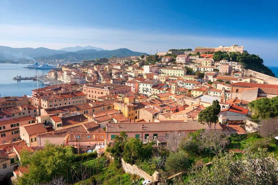Isle of Elba, Livorno, Italy.