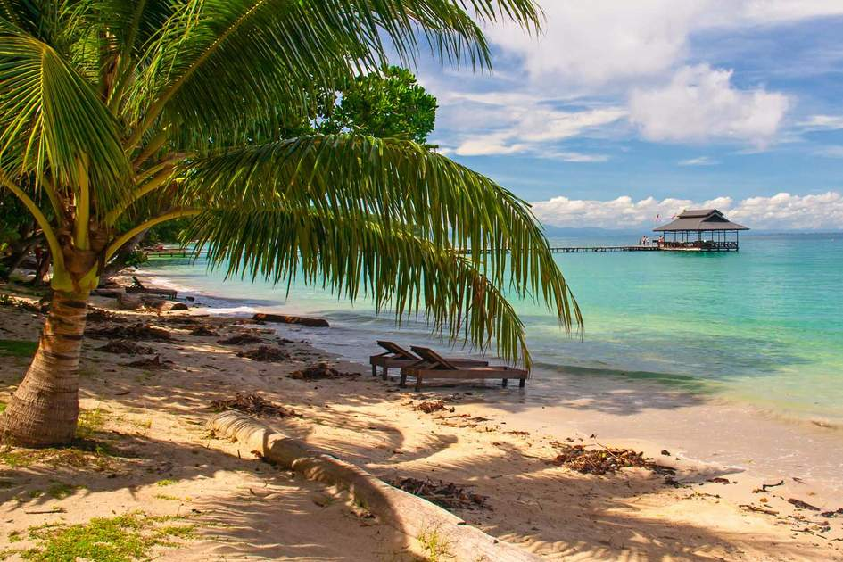 Borneo honeymoon