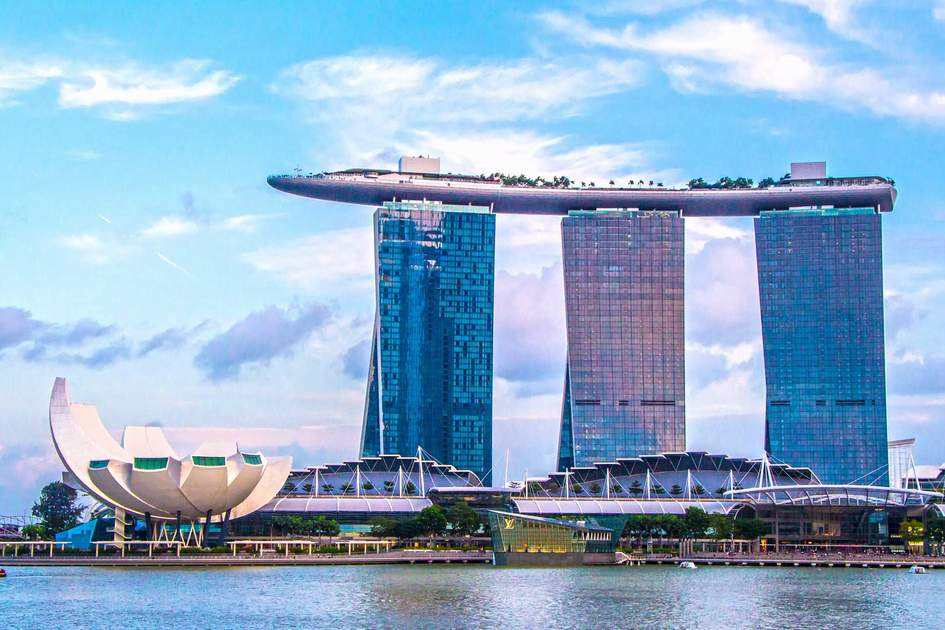 Marina Bay Sands Hotel, Singapore. Photo: Shutterstock