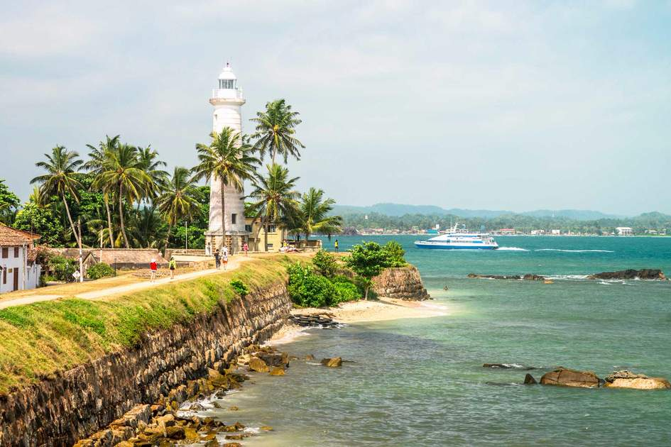 Galle Fort, Sri Lanka. Photo: Shutterstock