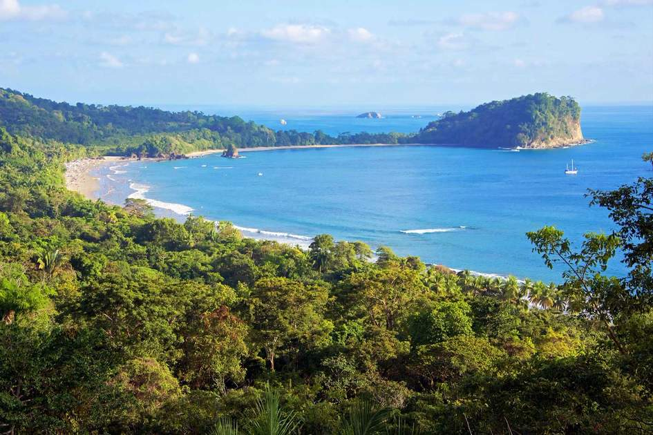 Manuel Antonio National Park, Costa Rica. Photo: Shutterstock