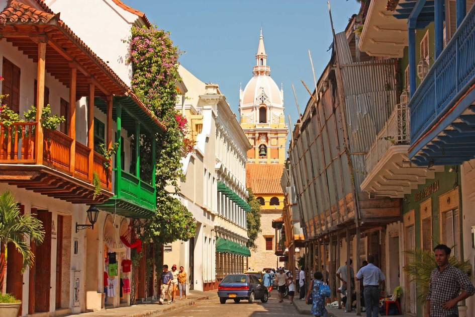 Cartagena was declared a World Heritage Site by UNESCO in 1984