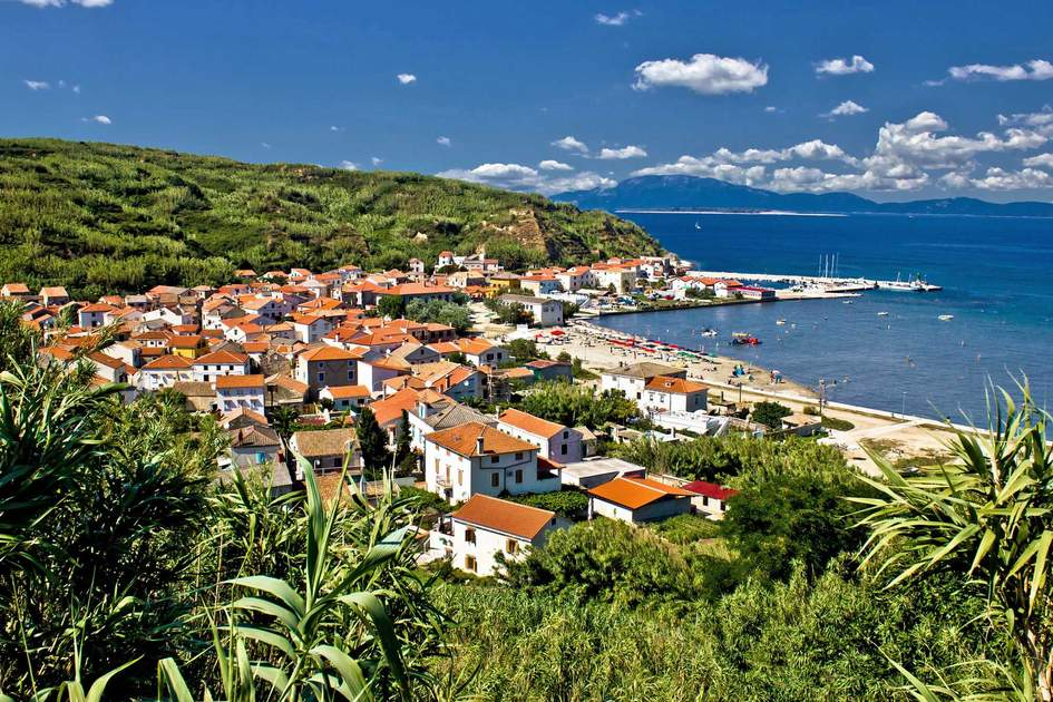 Susak island village, off Croatia's northern coast. Photo: Shutterstock