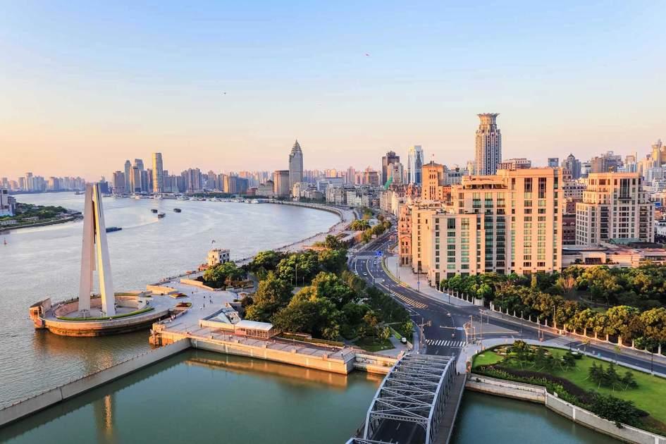 Shanghai's Bund in the morning. Photo: Shutterstock