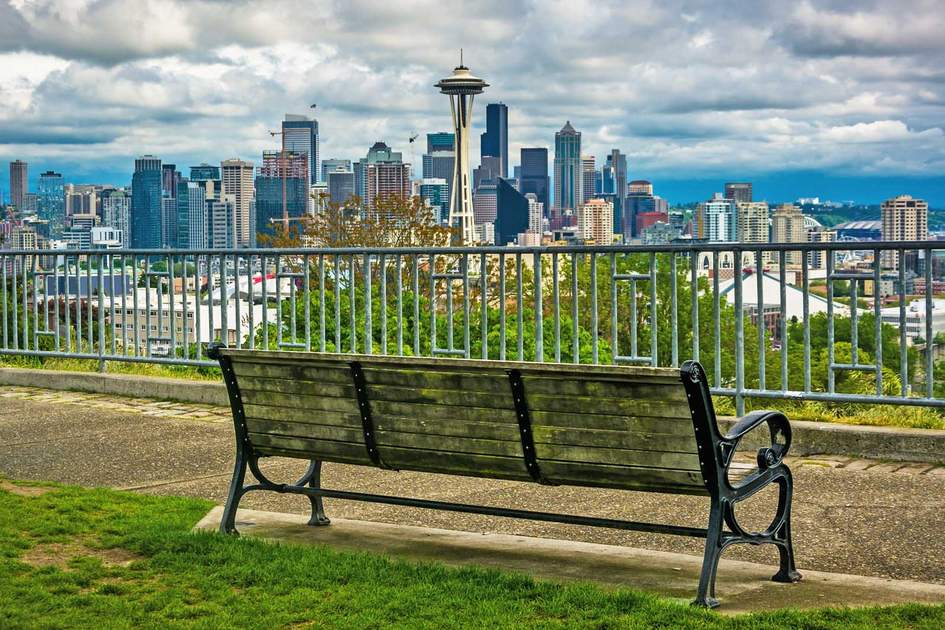 View of the downtown Seattle skyline from Kerry Park. Photo: Shutterstock
