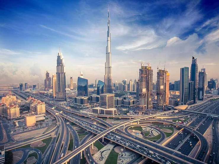 Dubai S Modern Architecture Insight Guides