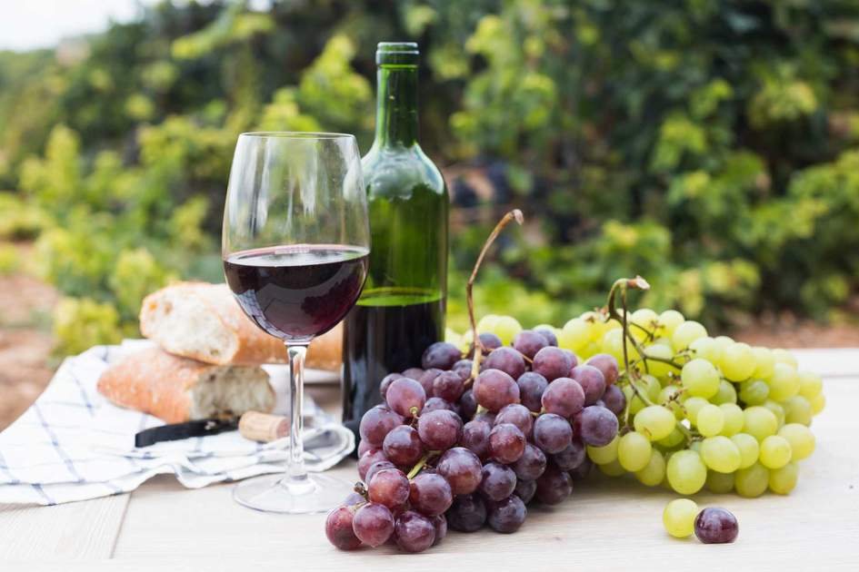 Argentinian winery produce. Photo: Shutterstock