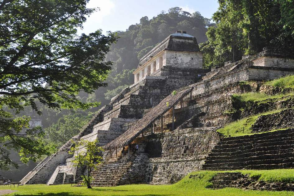 Ruins of Palenque, Mexico. Photo: Shutterstock