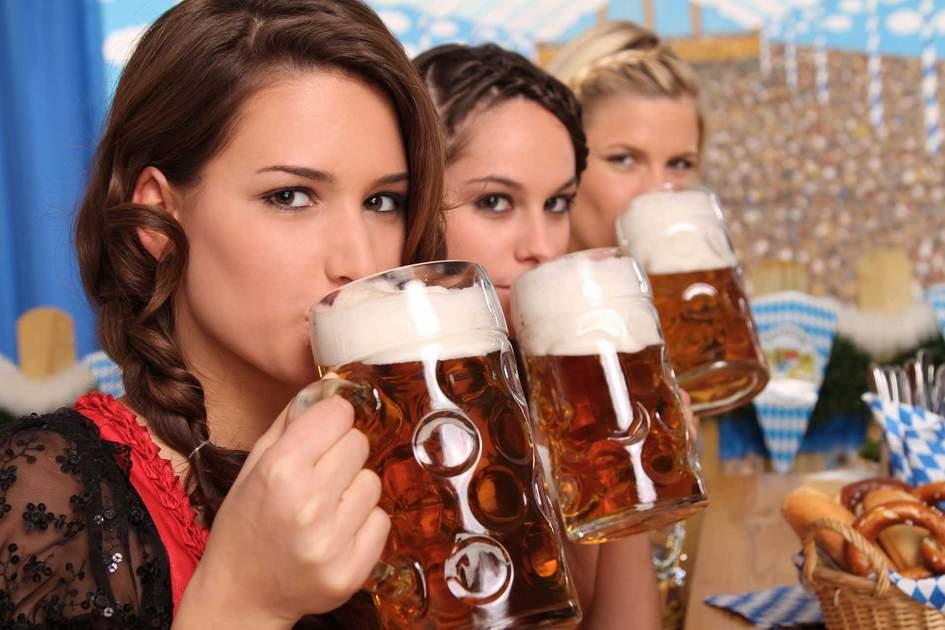 Oktoberfest in Bavaria. Photo: Shutterstock