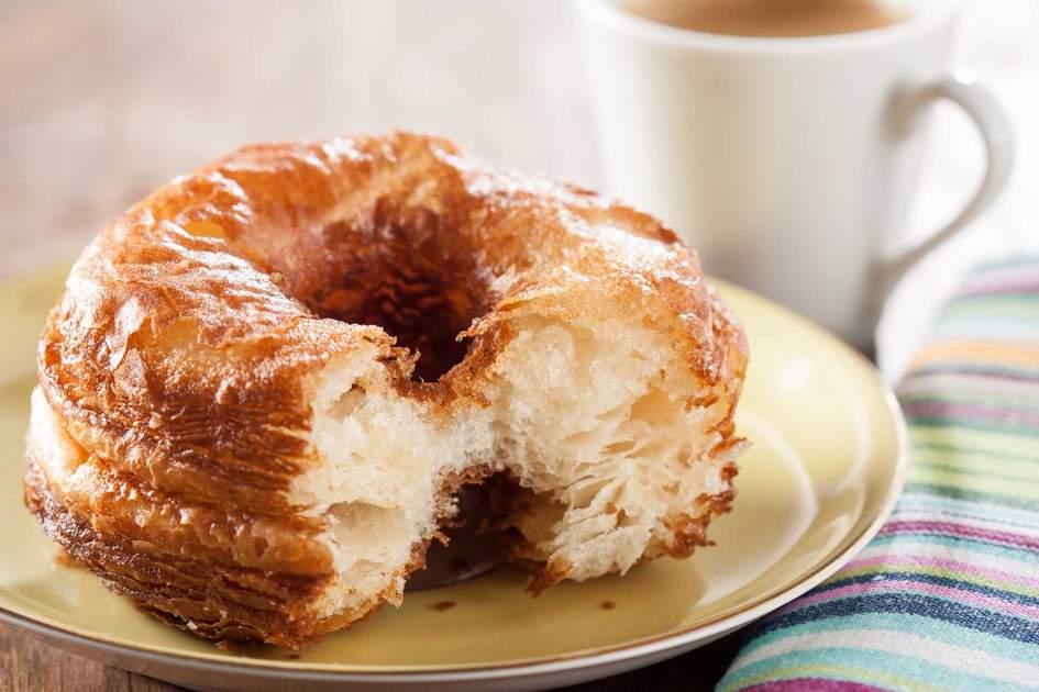 Cronut. Photo: Shutterstock