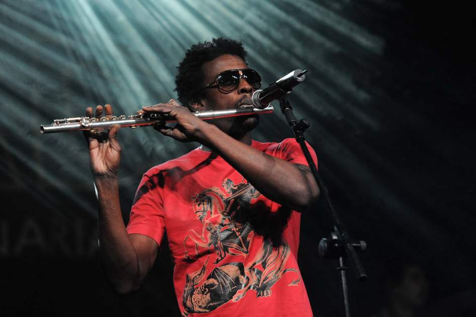 Seu Jorge. Photo: Shutterstock