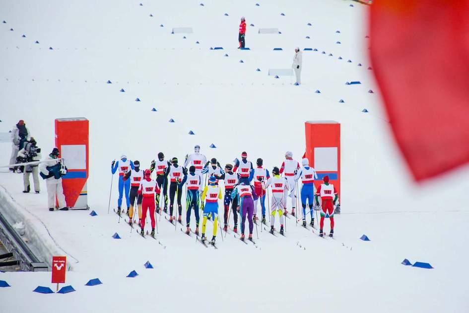 Before race. Photo: Shutterstock