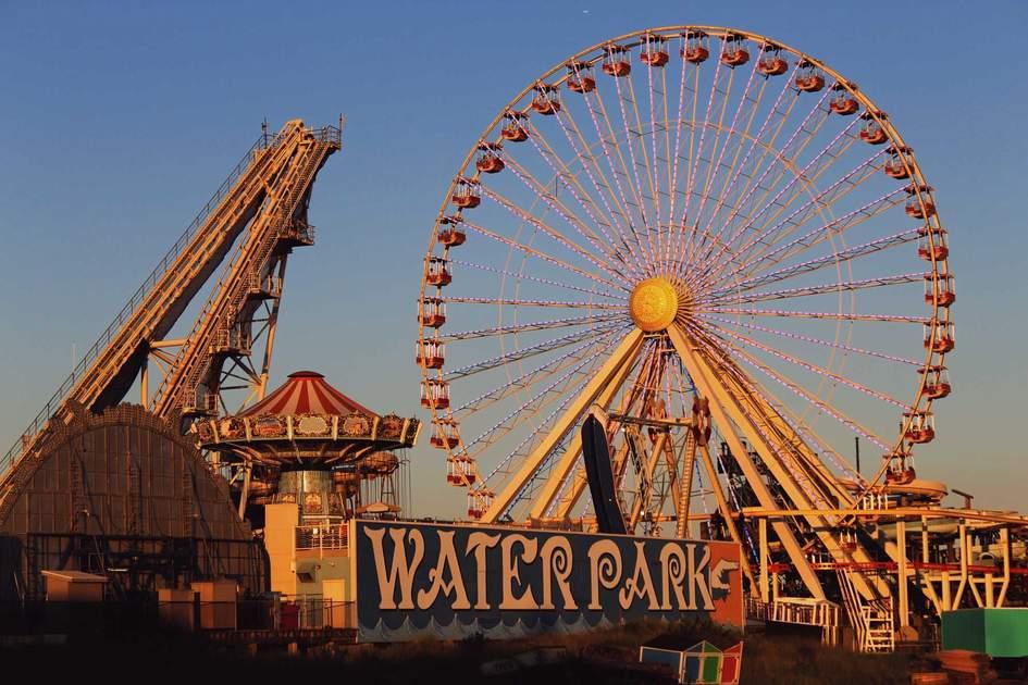 Beach- Wildwood New Jersey. Photo: Shutterstock