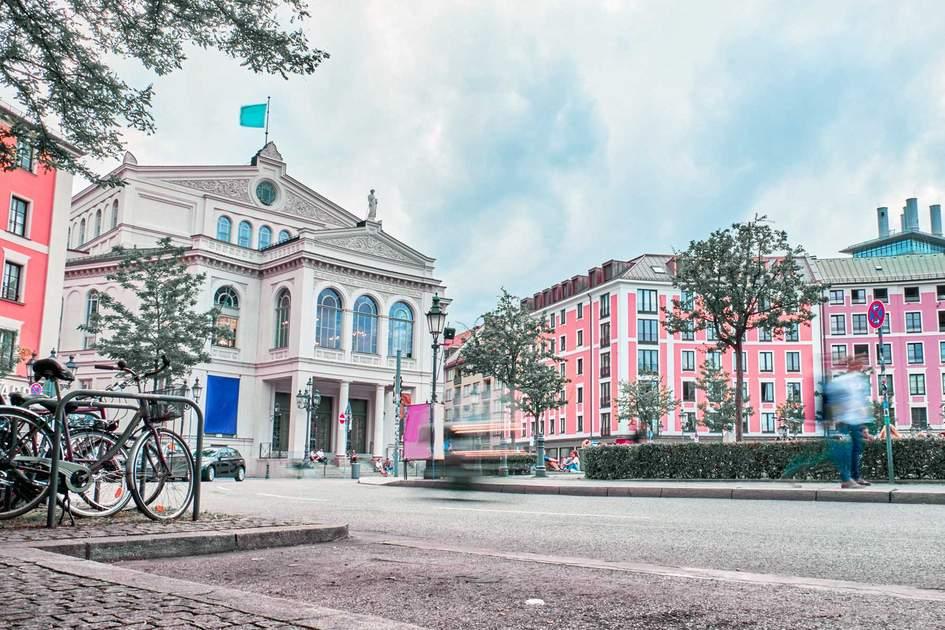 Gartnerplatz in Munich. Photo: Shutterstock