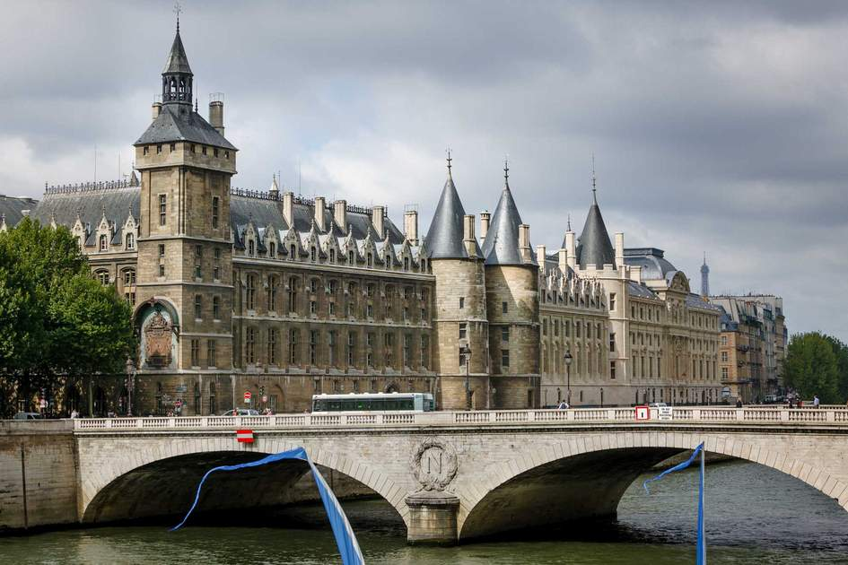 Conciergerie, a historical French monument. Photo: Shutterstock
