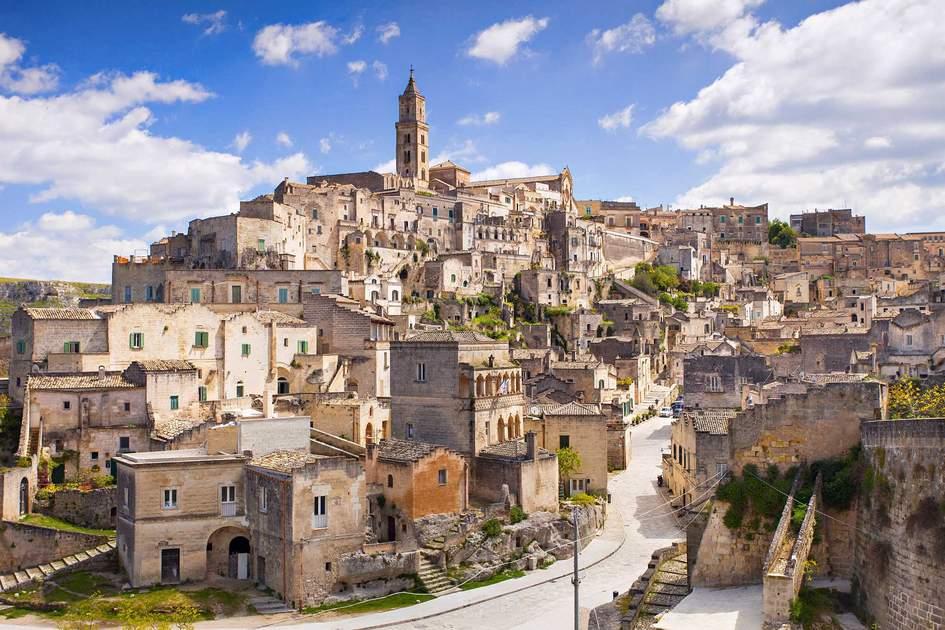 Matera, Italy. Photo: Shutterstock