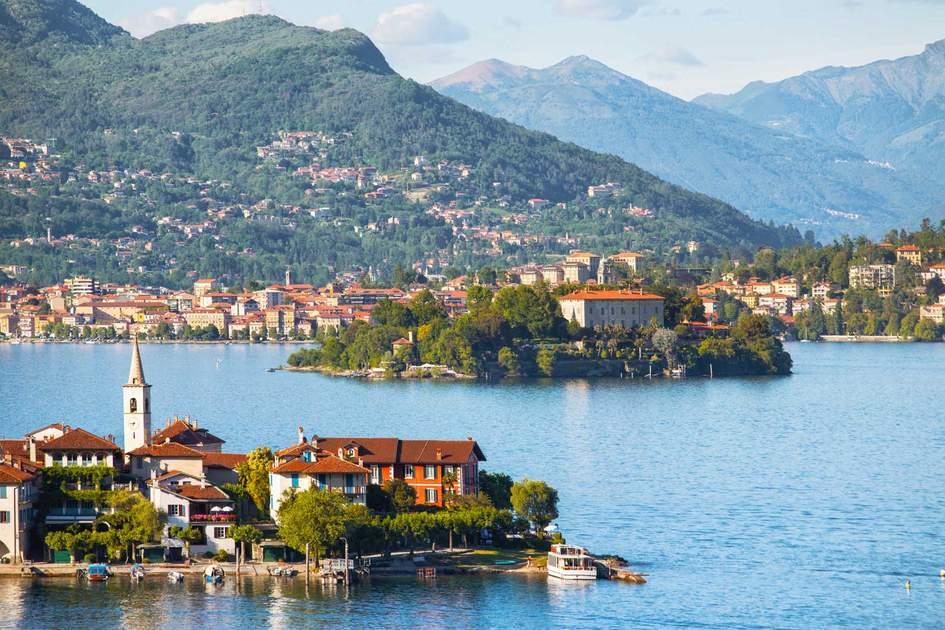Lago Maggiore, Italy: Photo: Mostovyi Sergii Igorevich/Shutterstock