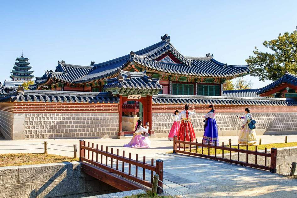 Seoul Palace
