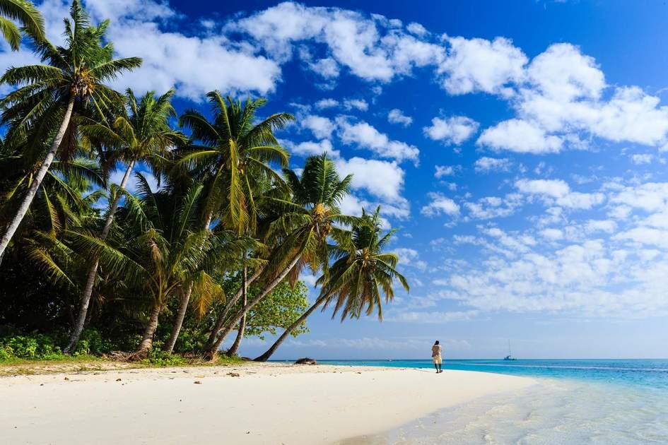 Île aux Nattes, Madagascar. Photo: Scarlett Shi/Shutterstock