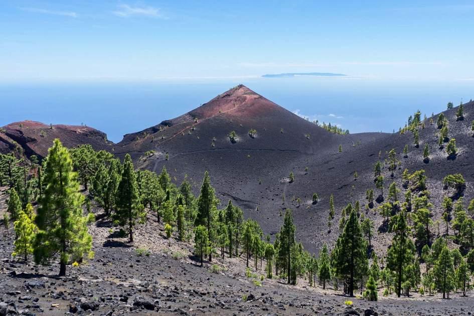Ruta de las Volcanes, La Palma. Photo: ShutterProductions/Shutterstock