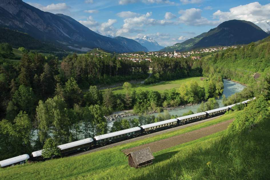 Venice Simplon-Orient-Express. Photo: Belmond Management Limited