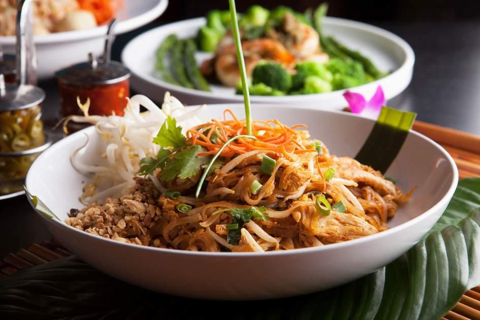 Pad thai. Photo: ARENA Creative/Shutterstock