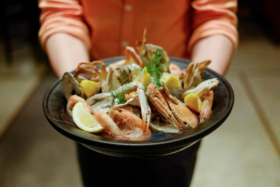 Fresh seafood platter. Photo: Shutterstock