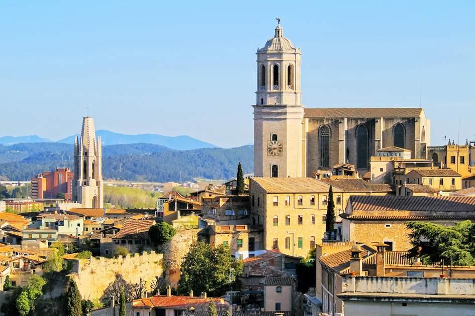 Catedral de Girona. Photo: Karol Kozlowski/Shutterstock