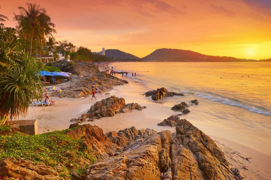 Patong Beach, Phuket, Thailand. Photo: John_Walker/Shutterstock
