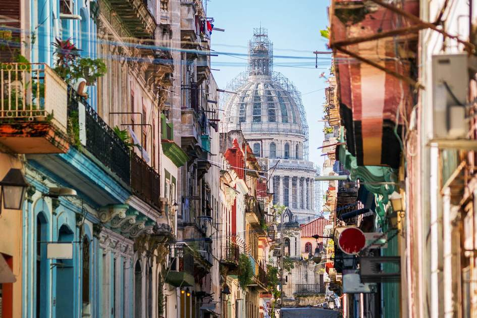 El Capitolio, National Capital Building, one of the most popular sites in Cuba's capital, Havana. Photo: Florian Augustin/Shutterstock