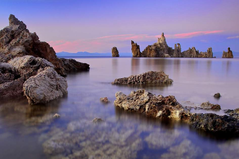 Mono Lake, California. Photo: Zvia Sher/Shutterstock