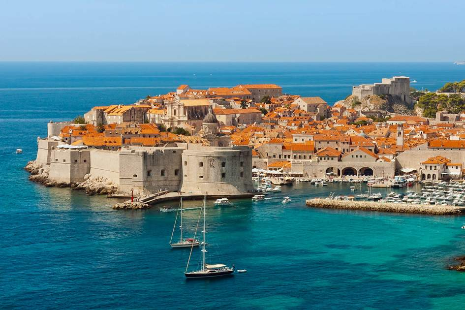 Old town of Dubrovnik. Photo: Guilleont/Shutterstock
