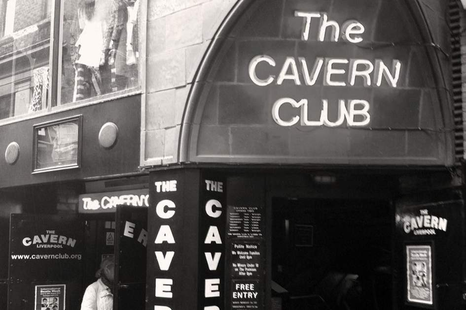 The Cavern Club, (photo by Victoria Peckham)
