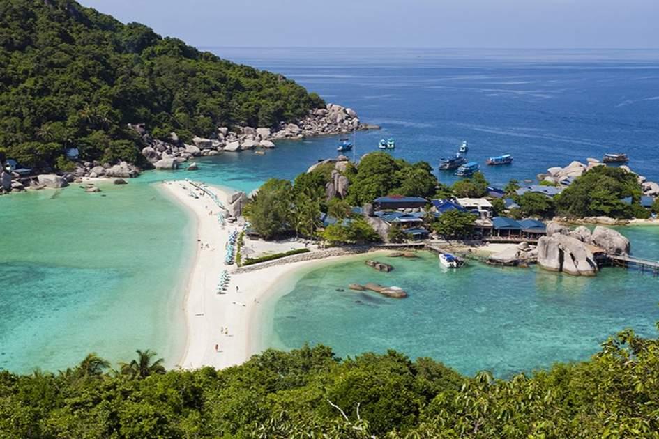 Nangyuan Island, (photo by iStock)