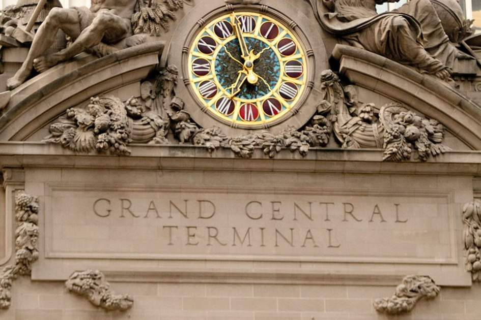 Grand Central Terminal, (photo by Abe Nowitz)