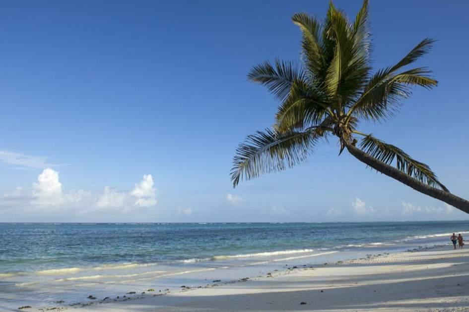 Beach in Zanzibar, Tanzania, (photo by Ariadne Van Zandbergen)