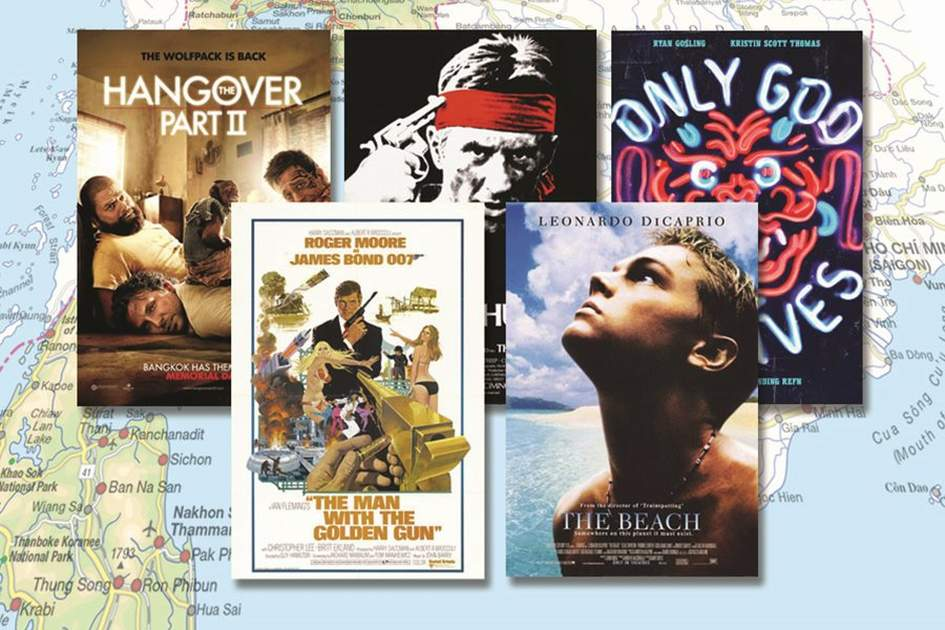 Five films located in Thailand, (photo by Apa Publications)