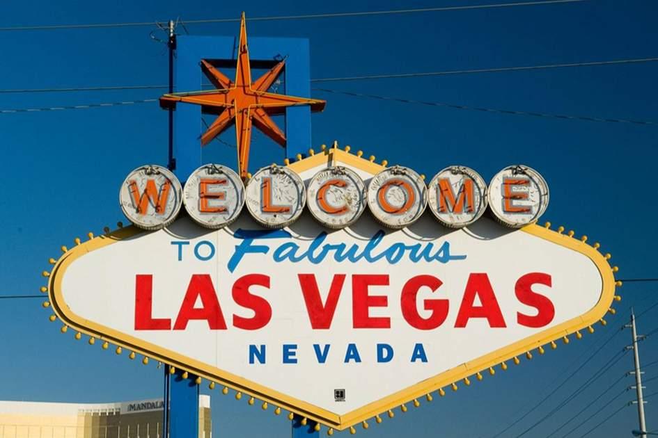 Fabulous Las Vegas , (photo by Abe Nowitz)