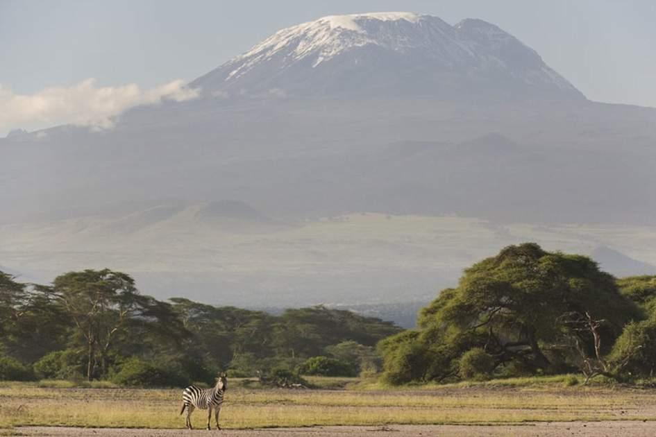 Mount Kilimanjaro, Tanzania, (photo by Ariadne Van Zandbergen)