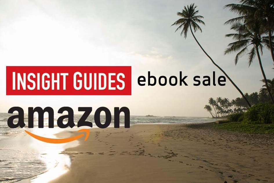 Amazon / Insight Guides ebook sale, (photo by Apa Publications)