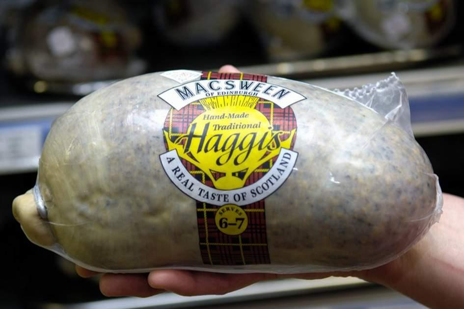 Haggis, (photo by Apa Publications Ltd)