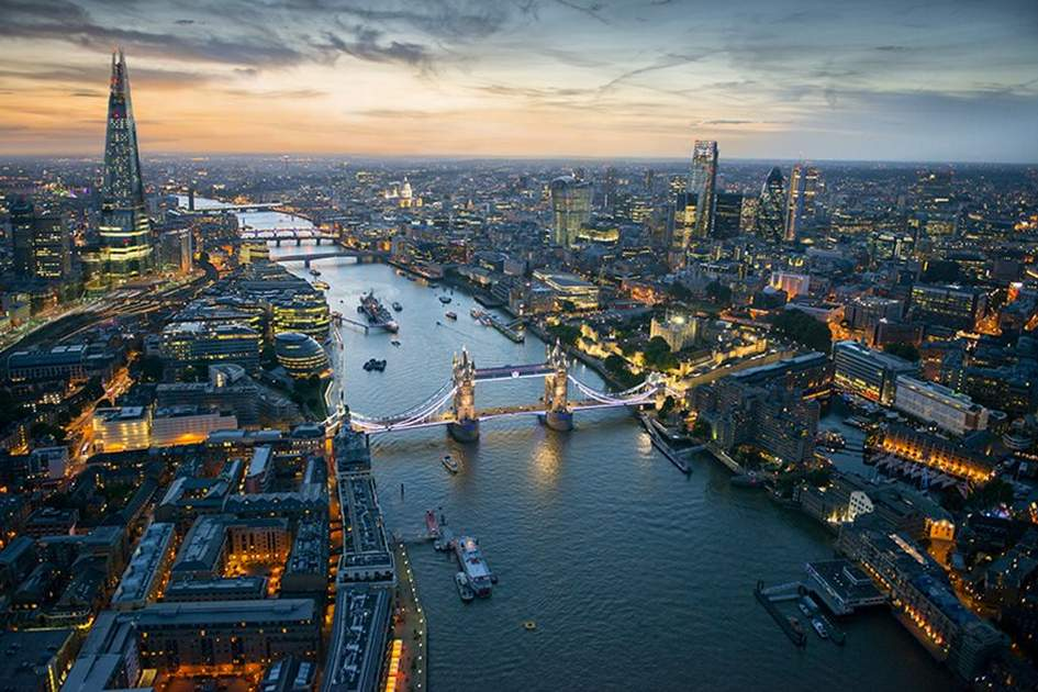 View From The Shard , (photo by View From The Shard )