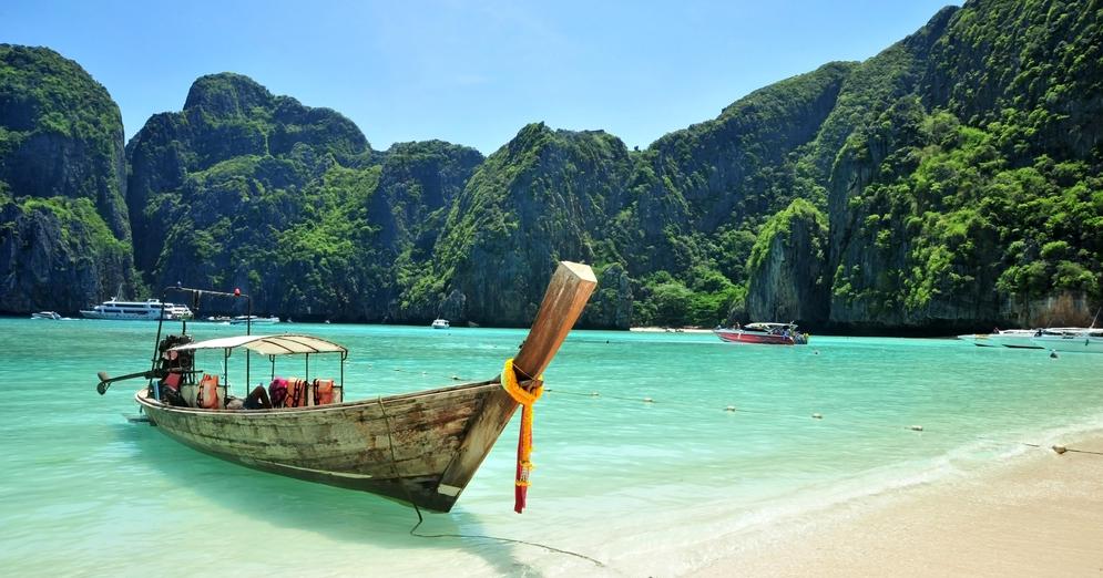 book a trip to thailand